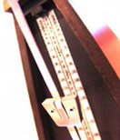 Instrument closeup